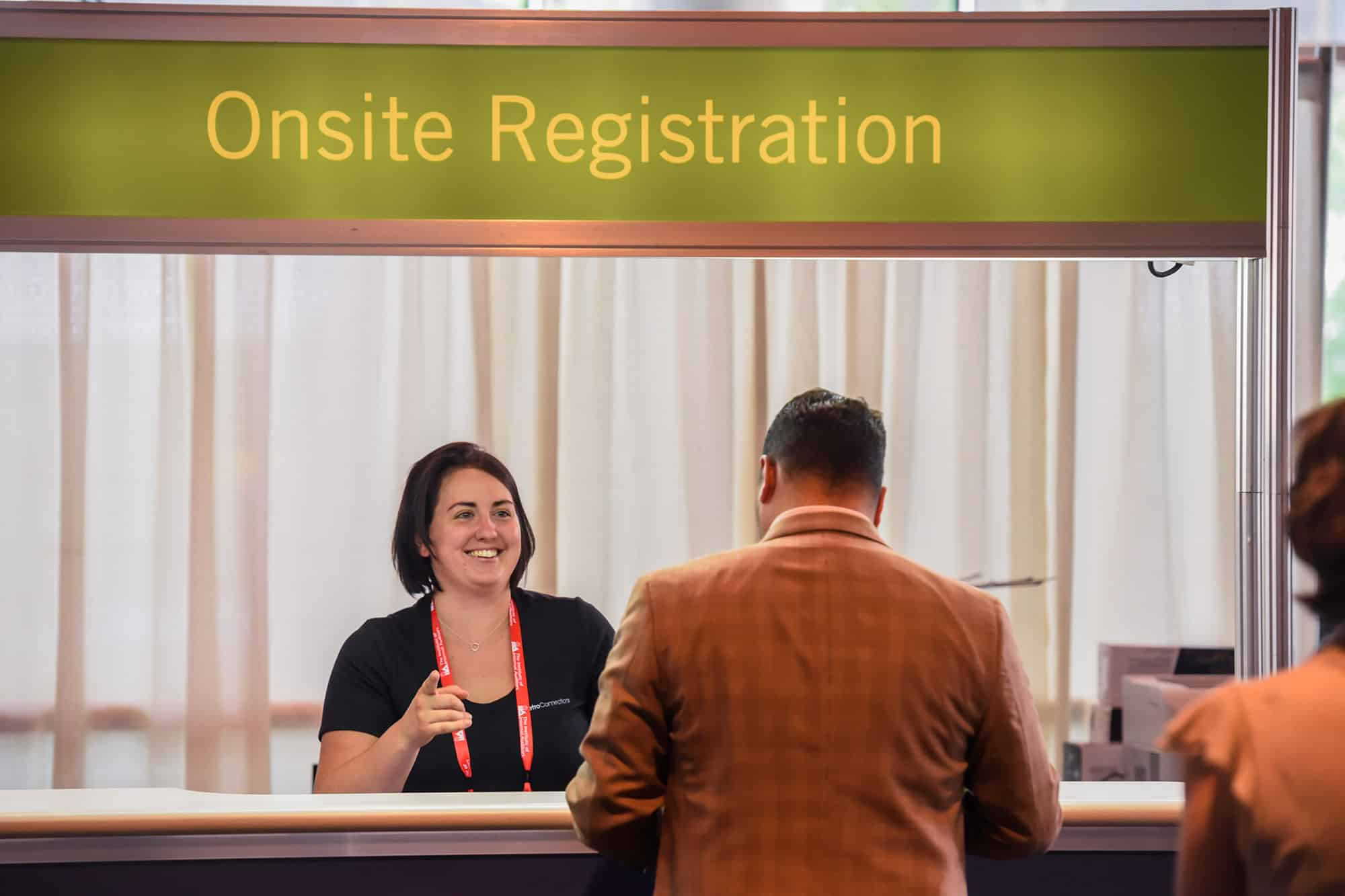 Conference Registration Services