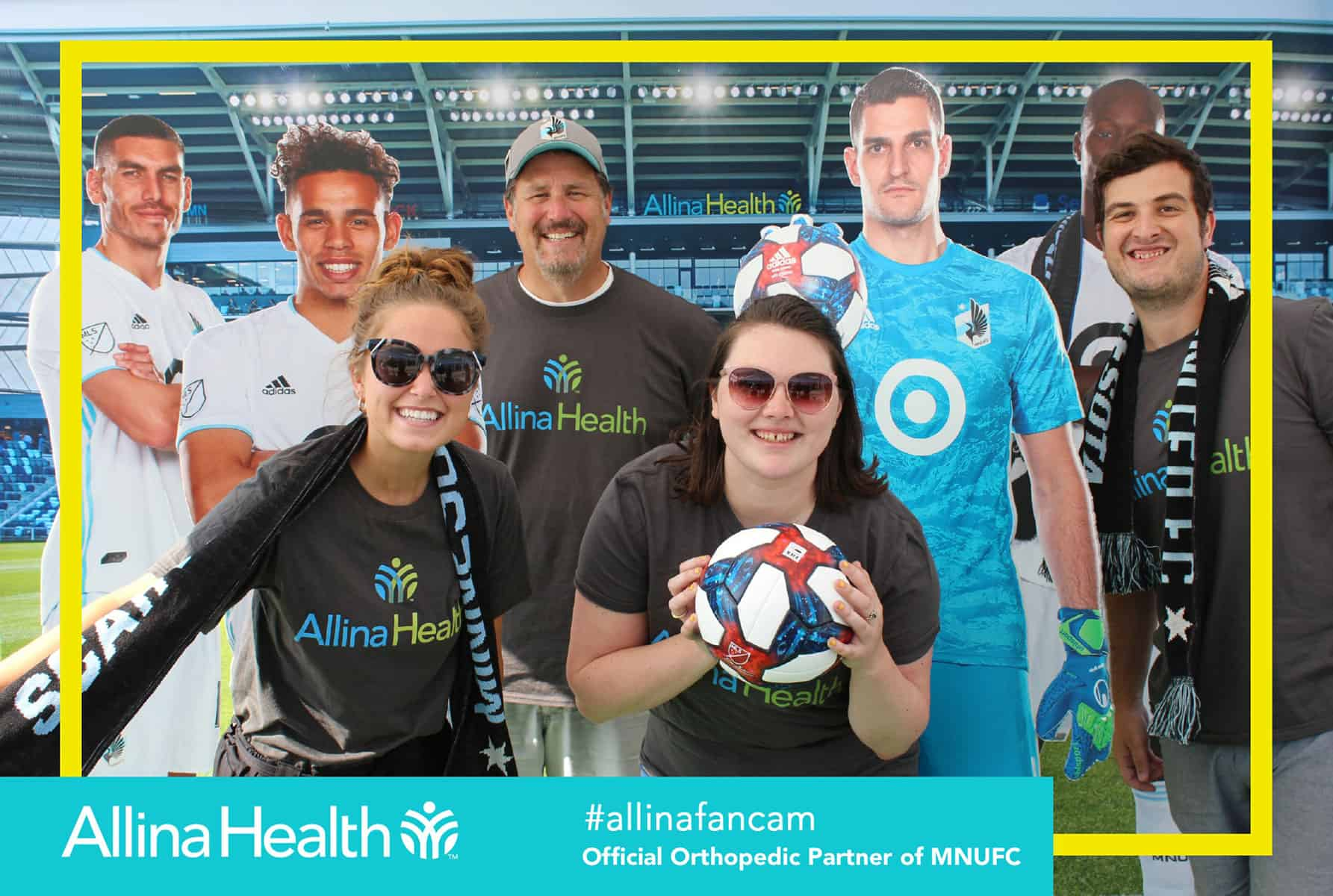 Allina-MNUFC metroConnections Newsletter 2019 Fall