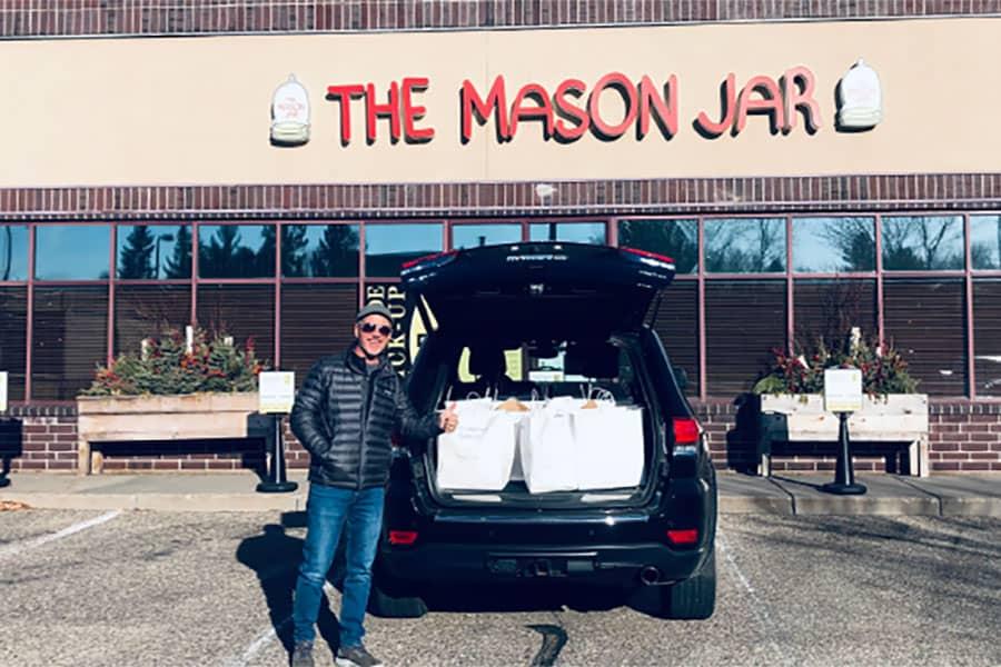 The Mason Jar, metroConnections