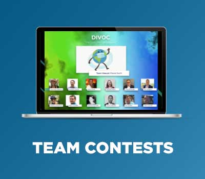 virtual meeting team contests