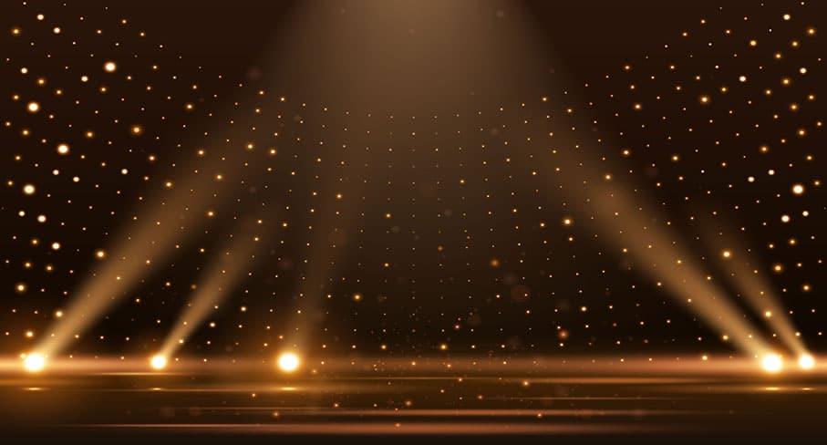 awards show background